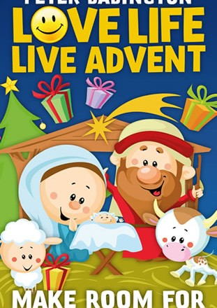 Love Life Live Advent cover
